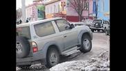 Руски транспортен колапс