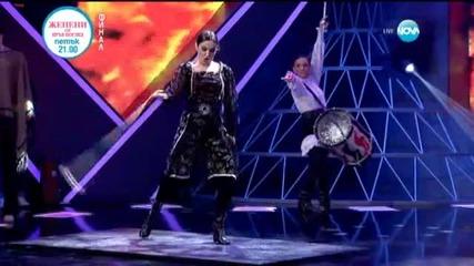 Елен Колева и Алфредо Торес - Гаучо - И аз го мога (27.05.2015)