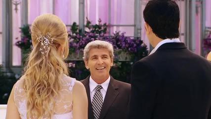 Виолета 3 Сватбата на Анджи и Херман Епизод 80