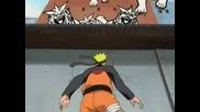 Naruto Vs Sai