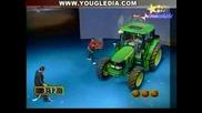 Трактор Играе Баскетбол - Няма Невъзможни Неща!!!
