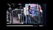 Kid dancing to Thriller at Safeco field (swag Bro Swag) Hd
