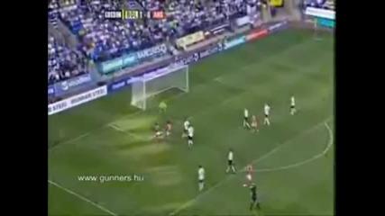 Nicklas Bendtner - Goals and Assists
