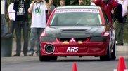 1100 конски сили Mitsubishi Lancer Evolution 8 A R S