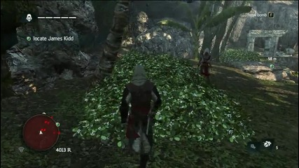 Assassin's Creed 4 - Stealth Gameplay