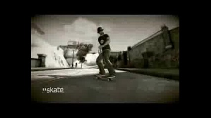 Christ Air Death Drop (ea`s Skate Game)