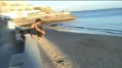 parkour & freerunning - sergio - portugal