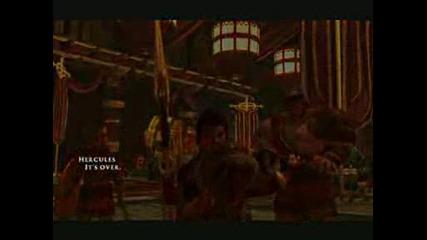 Rise of the Argonauts Gameplay Chast 2