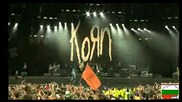 Korn - Live from Download festival 2009 - 3 та част