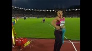 Хейнова, Адамс и Абакумова с рекорди в Стокхолм