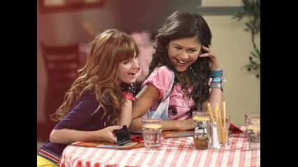 Shake it up -bella and Zendaya