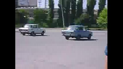 Москвич - 2140 Срещу Москвич - 2140