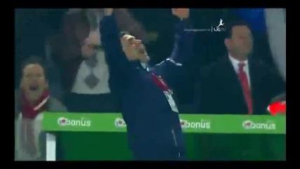 Фенербахче шампион на Турция за 18-и път