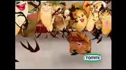 Реклама на маргарин Tommi