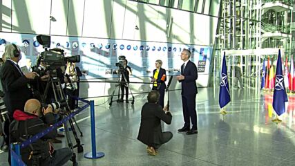Belgium: Relationship between Russia and NATO at 'low point' – Stoltenberg