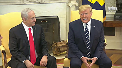 USA: Palestinians will 'ultimately' support US 'peace deal' - Trump