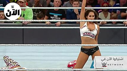 سمرسلام وقت عودة الأساطير – WWE سبوتلايت