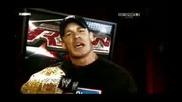 John Cena and maria Kanellis 2