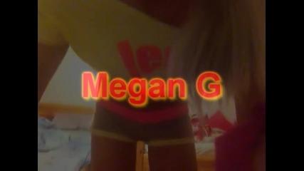 яка мацка върти дупе на gangnam style (megan G)