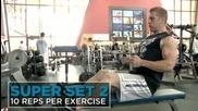 Тренировка за гръб за 20 минути