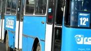 Чавдар 120: А 2341 Вр по линия 12а в Бургас
