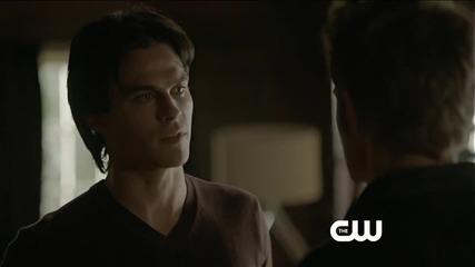 Сцена от 13 епизод на 3 сезон на Дневниците на вампира .. Стефан и Деймън | The Vampire Diaries |