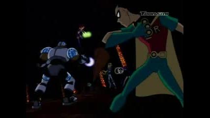 Teen Titans - Aftershock Part 2 (2 Of 3)