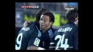Гол на Cristiano Ronaldo 0 - 2 ( Xerez 0 - 3 Real Madrid)