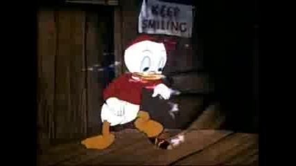 Donald Duck - Рожденият Ден На Доналд