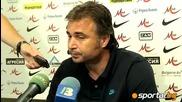 Ясен Петров : Не се представихме на необходимото ниво