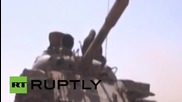 Syria: Syrian Army makes gains south of Aleppo and north of Latakia