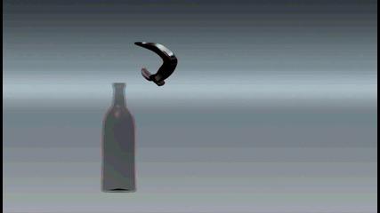 bottle opener2 Solidworks
