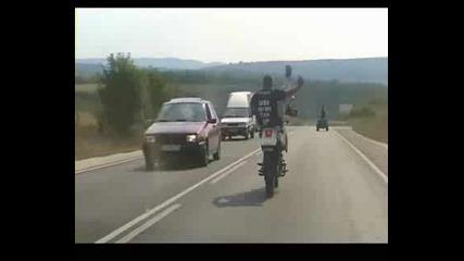 Борката zmt Stunt Riding Стара Загора !