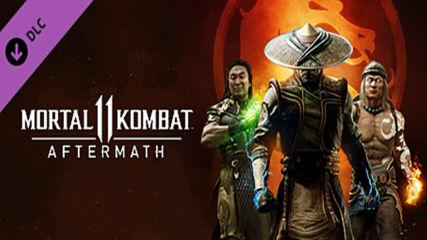 Mortal Kombat 11 All Dlc + Mortal Kombat 2 Sound