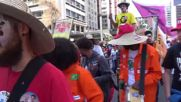 Brazil: 'Scream of Excluded' echoes at Sao Paulo Independence Day March