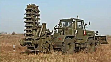 Ето защо руснаците са ненадминати във военните технологии! Вижте какво може тази машина!