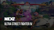 NEXTTV 038: Ревю: Ultra Street Fighter IV