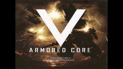 Armored Core V Original Soundtrack 34_ Protrude