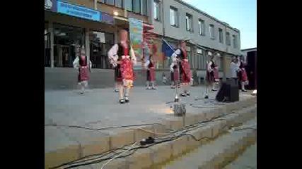 Танцов състав Искрица гр.Борово