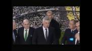"""Реал"" представи официално Карло Анчелоти"