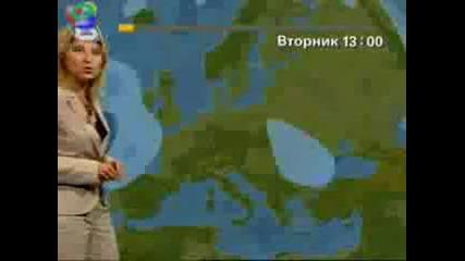 Времето - Обедна емисия 30.06.09