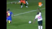 25.04 Валенсия - Барселона 2:2 Лео Меси гол