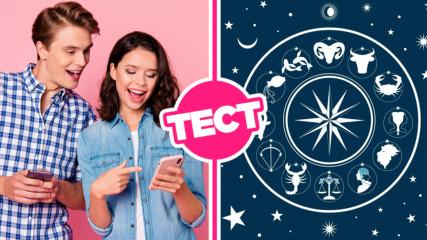 ТЕСТ: За какво ползват всяка от 12-е зодии социалните мрежи?