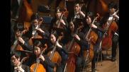 """Корейски оркестър изпълнява музиката от незабравимия филм """" Пърл Харбър """""""