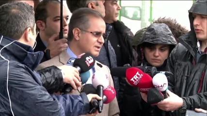 Губернаторът на Килис обвинява Русия за притока на сирийски бежанци