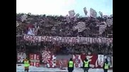 Partizan - Zvezda, Delije 28.02.2009