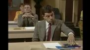 Мистър Бийн на изпит