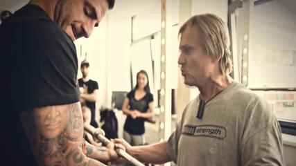 Едни от най - добрите крака в историята на Бодибилдинга! Том Платц-мотивация и стремеж !