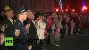 Одеса празнува Деня на Победата с музика и танци
