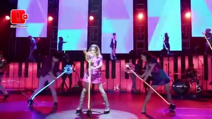 Violetta En Vivo - Euforia + текст